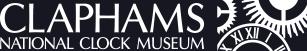 Claphams Clock Museum logo