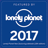Featured by Lonely Planet 2017