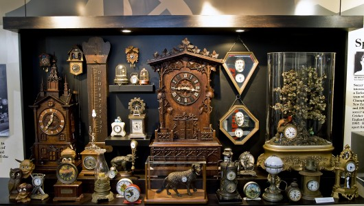 About Claphams Clock Museum Whangarei